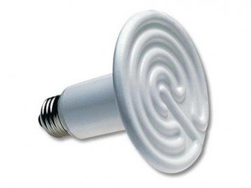 ReptiCare Ceramic Infrared Heat Emitter1