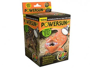 Zoo Med Power Sun UV Reptile Lamp