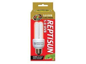 Zoomed Reptisun 5.0 Mini Compact Reptile Lamp