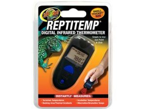 Zoo Med Reptitemp Digital Thermometer