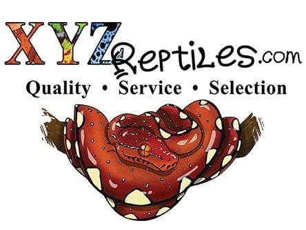 xyzreptiles sticker