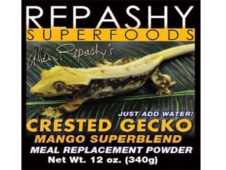 Crested Gecko Mango Superblend Food by Repashy