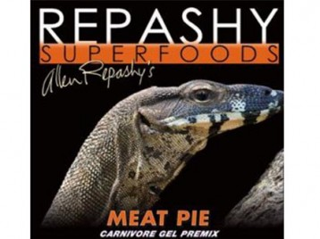 Meat Pie Reptile Food by Repashy