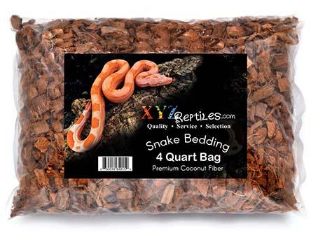 Premium Coconut Fiber Substrate 4 Quart Bag