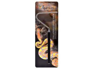 collapsible snake hook